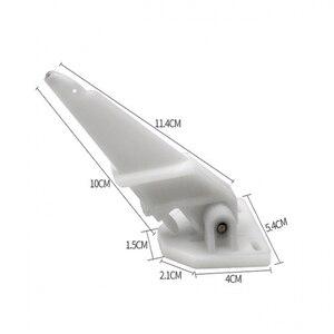 Image 5 - White Plastic Boat Universal Speedometer Pick Up Tube Pitot Tube 80 MPH Marine Hardware indicateur de vitesse pitot