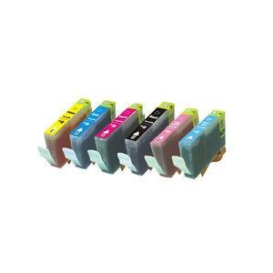 2SET CLI-8 pentru cartușul de cerneală Canon CLI 8 pentru Canon CLI8 pentru cerneală Canon Pixma iP6600D iP6700D