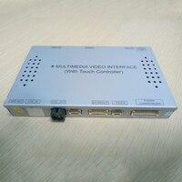 ממשק וידאו 6.0 אנדרואיד עבור פולקסווגן ניו Tiguan עם WIFI ניווט GPS IGO מפת גוגל Mirrorlink מסך יצוק