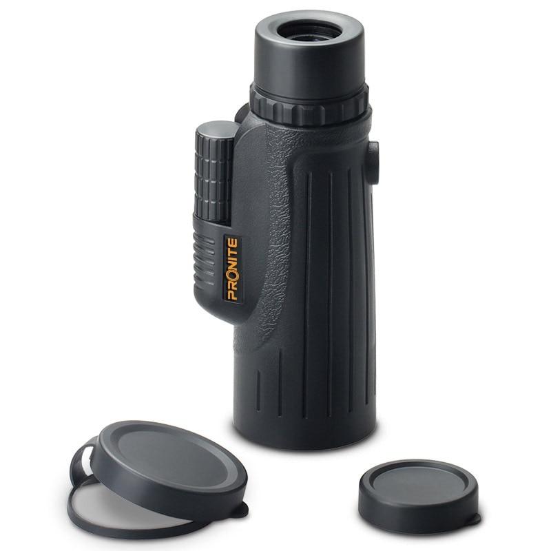Image 2 - Professional Monocular Zoom 10x42 Telescope HD Night vision Binocular Hunting Scopes Turizm Spyglass With Phone Holder/Tripod-in Monocular/Binoculars from Sports & Entertainment