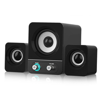 Notebook Desktop Computer Speaker USB Powered Audio Multimedia Home Computer Speaker Active Multimedia Stereo Subwoofer