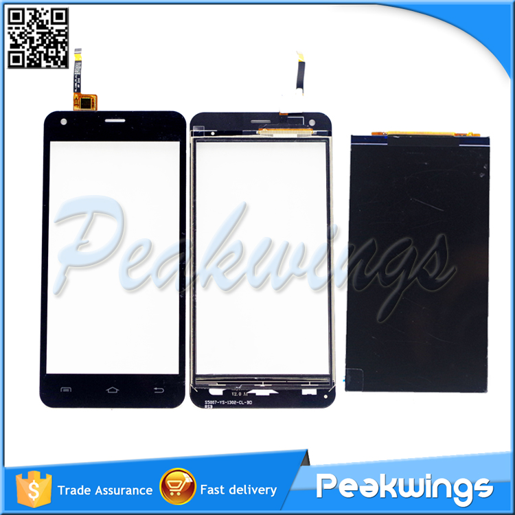 LCD Screen Display For DEXP Ixion ES550 Soul 3 Pro Touch Screen Digitizer Panel Sensor
