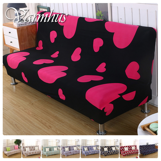 Amazing Us 29 89 11 Off Varmhus Elastic Armless Sofa Covers Furniture Seater Protector Sofa Bed Covers For Living Room In Sofa Cover From Home Garden On Download Free Architecture Designs Scobabritishbridgeorg