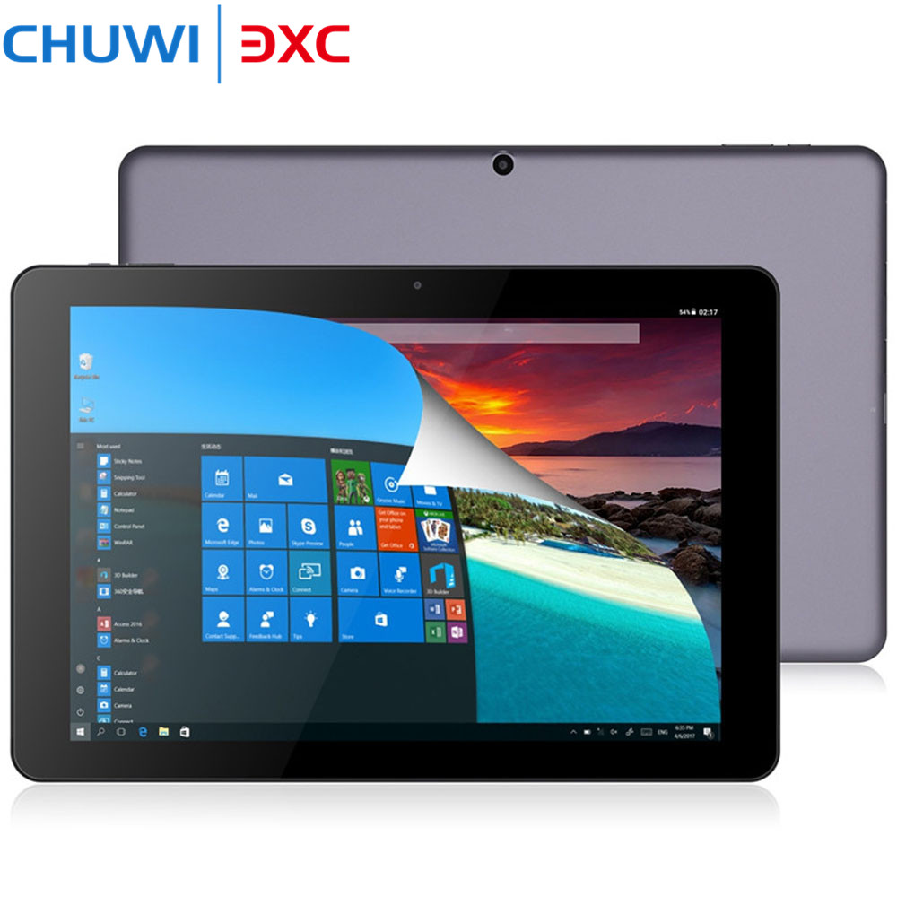 Chuwi Hi12 Tablets Windows 10 Android 5.1 12 inch Tablet PC  Dual OS Quad Core Intel Trail x5-Z8350 4GB RAM 64GB ROM HDMI BT4.0 bben z10 tablets windows 10 intel cherry trail z8350 quad core 4gb ram 64gb rom hdmi tablet pcs