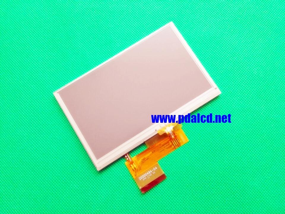 Original New 4.3-inch LCD screen for GARMIN Nuvi 2467 2467LM 2467LMT GPS LCD display screen with Touch screen digitizer корабль крейсер аврора 1 400