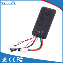 GT06 Automobile GPS Tracker SMS GSM GPRS Automobile Monitoring Machine Monitor Locator Distant Management for Motorbike Scooter With Field