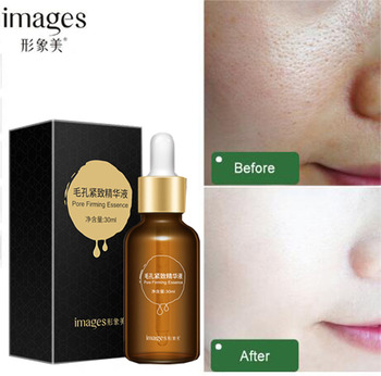 100PCS Images of pores treatment essence Acne eel treatment acne pores face lifting skin Serum moisturizing skin care