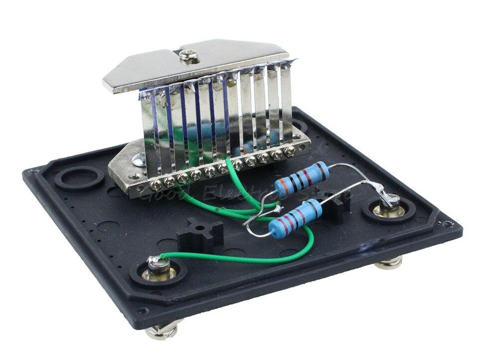 1PC classe de précision 1.5 Fréquence 45-65 Hz Testeur analogique Panel Meter AC 380 V SQ-72