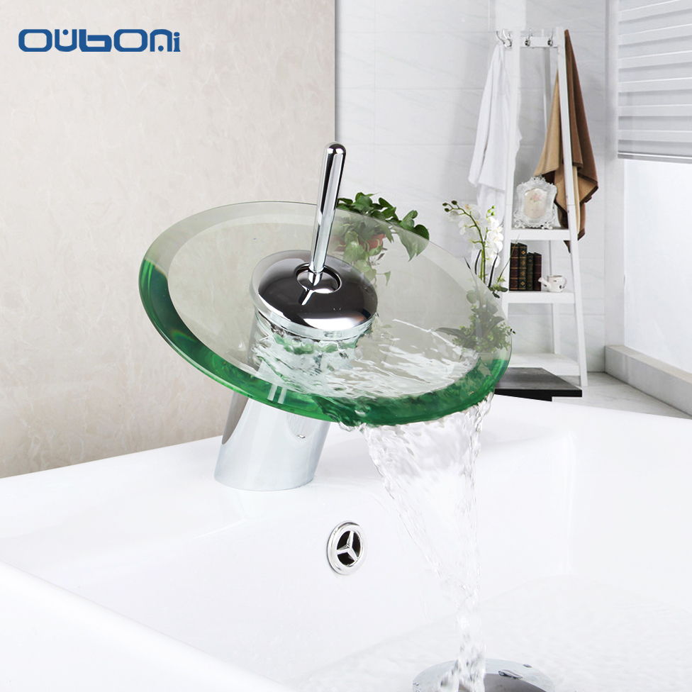 Bathroom Faucet Glass Handles bathroom faucet with glass handles promotion-shop for promotional