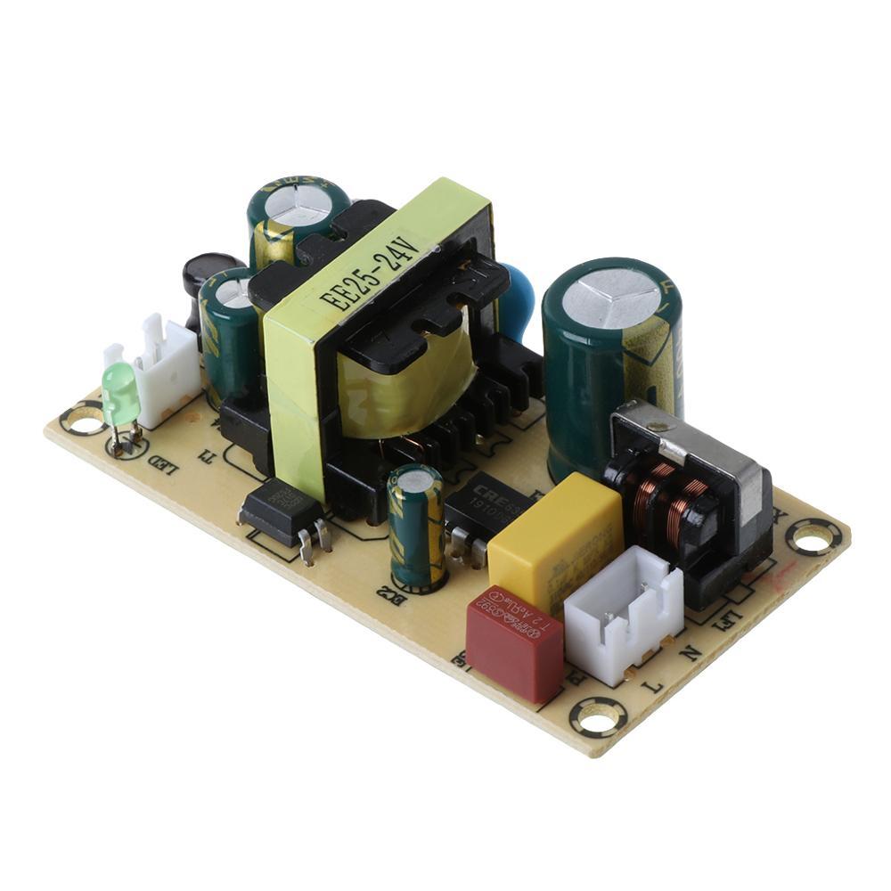 AC 100-265V dc 24V 1A 스위칭 전원 모듈 보드 교체