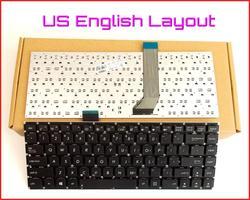 Клавиатура новая английская версия для ноутбука ASUS VivoBook F402C X402 S400CB X402C X402CA S451 S451E S451L S451LB без рамки
