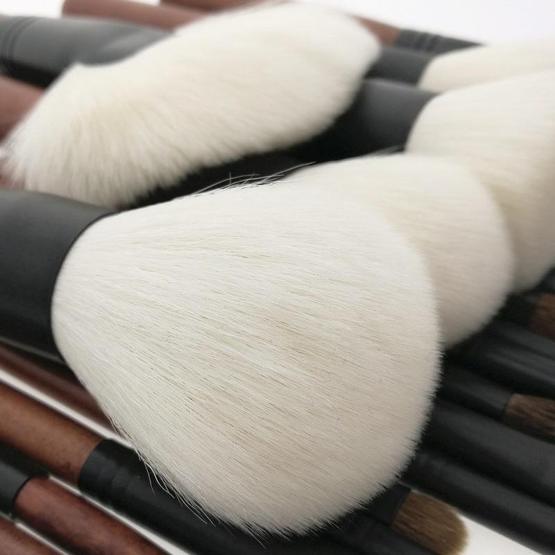Güzellik ve Sağlık'ten Göz Farı Aplikatörü'de Sylyne profesyonel makyaj fırçası seti 26 makyaj fırçası yüksek kalite en yumuşak doğal Keçi Kılı makyaj fırça seti kiti araçları.'da  Grup 3