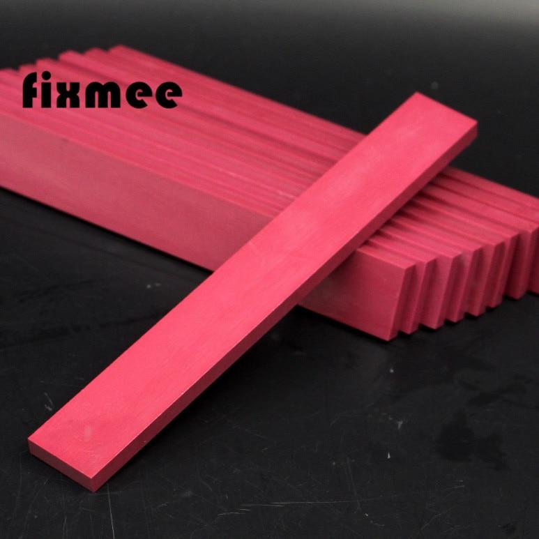 Fixmee Super Sharpening Sharpener Ruby oil stone Whetstone 3000# for Knife Angle Guide