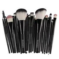 22pcs 1set Professional Makeup Brushes Tools Set Make Up Brush Tools Kits For Eyeshadow Eyeliner Cosmetic