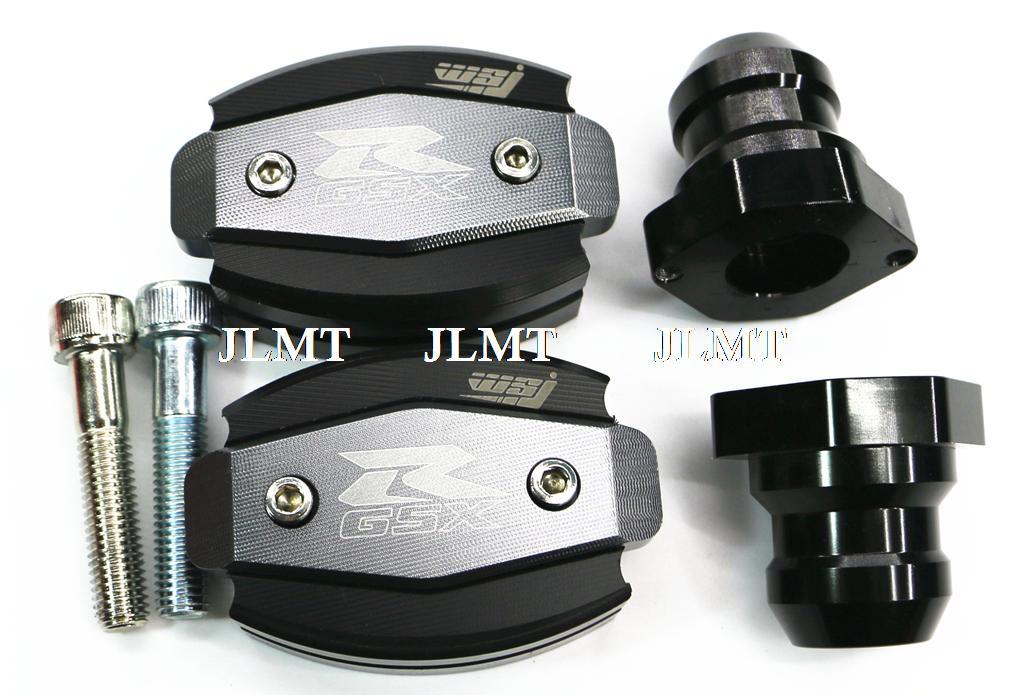 Falling Protection Crash Protector Frame Slider for GSXR GSX-R GSX R 750 GSXR750 GSX-R750 2006 2007 2008 2009 2010 2011 2012