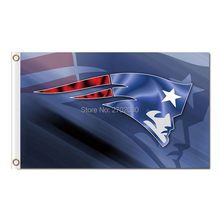 fc48300d30 New England Patriots Flag Football Banners 3ft X 5ft Banner World Series Super  Bowl Champions Custom