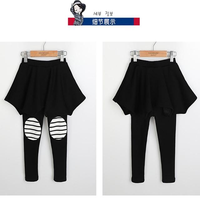 82a7dc97d033c57 Обувь для девочек Леггинсы для женщин детские штаны рисунок в полоску  Весна-осень-зима