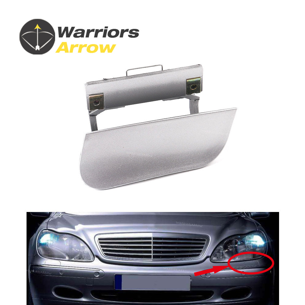 Left Headlight Washer Nozzle for Mercedes W220 S430 S500 S600 S55AMG