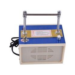 Ręczna maszyna do cięcia na gorąco wstążka maszyna do tkania wielofunkcyjne nożyce elektryczne 10cm chętnie maszyna z regulacją temperatury w Zestawy elektronarzędzi od Narzędzia na