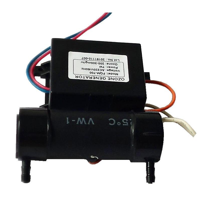 Portable 200-300mg Ozone Water Purifier 220V for Washing Machine FQM-700 gnc 300mg 100
