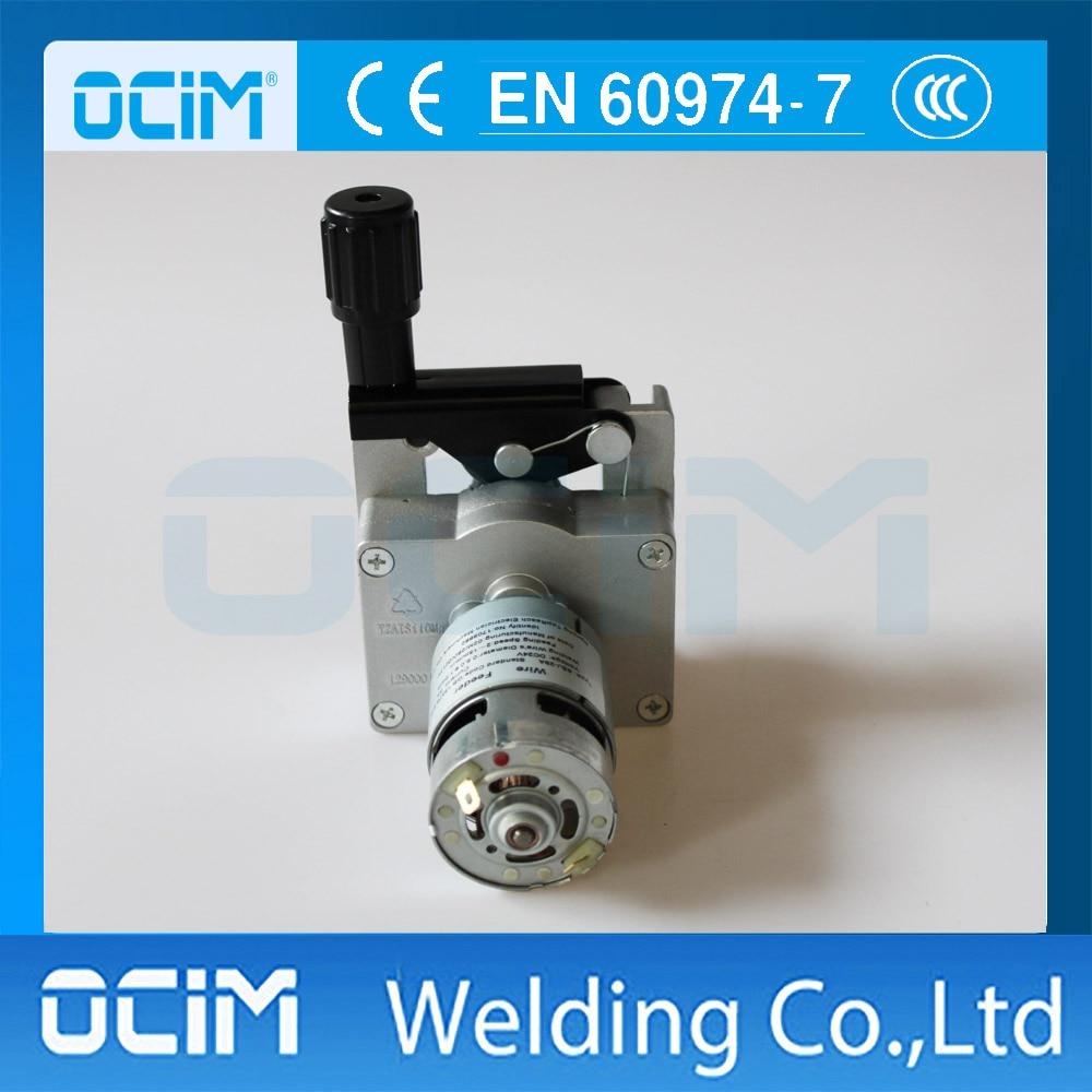 24V 0.8 1.0 Wire Feeder Unit Motor TFMSJ29 Mig Welding Accessories ...