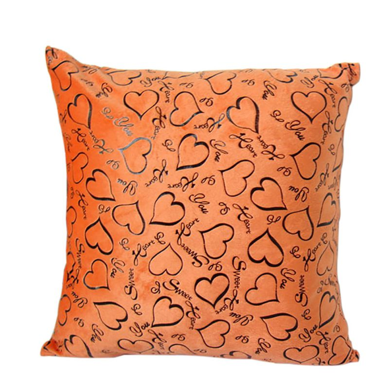 Vogue Pillow Covers Glitter Solid Color Throw Pillow Case Home Luxurious Pillowcases 7 Colours