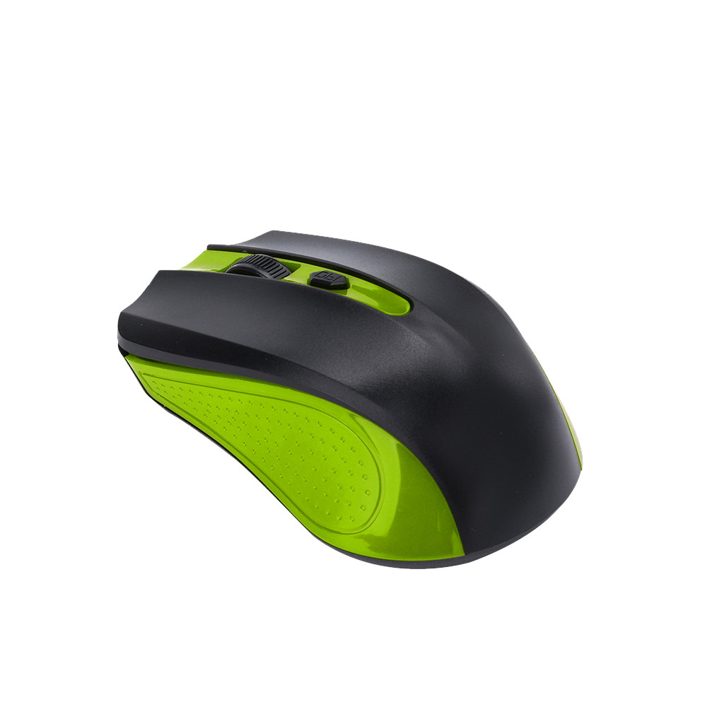 Compact and lightweight 2.4GHz 4D symmetrical ergonomic design Wireless Optical Mouse Gaming Mouse For PC Laptop Games