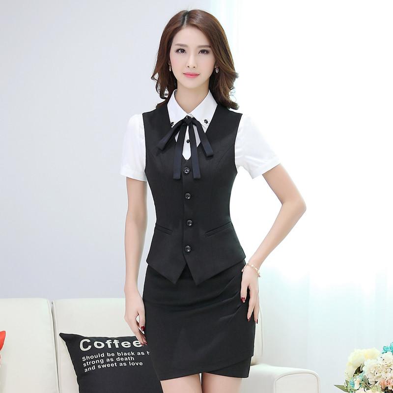 2016-New-fashion-work-wear-women-s-clothing-vest-skirt-suits-office-uniforms-female-plus-size (3)