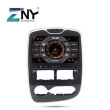 """10.1 """"HD Android 9.0 Car Stereo GPS Per Renault Clio 2013 2014 2015 2016 2017 2018 Auto Radio FM RDS WiFi BT Navigazione No DVD"""