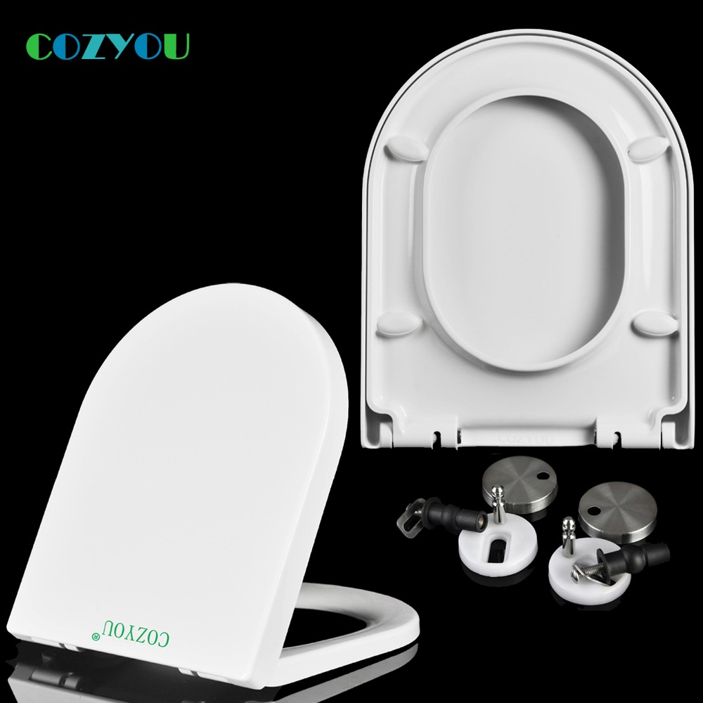 Stupendous Us 71 62 Width 35Cm 36Cm Length 44Cm 49Cm Thickened U Shape Toilet Seat Soft Close Quick Release Easy Clean Gbp17307Su In Toilet Seats From Home Theyellowbook Wood Chair Design Ideas Theyellowbookinfo