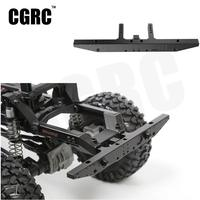 High Quality Metal Classic Rear Bumper Anti collision Bar For 1/10 RC Crawler Car Land Rover Defender Traxxas TRX4