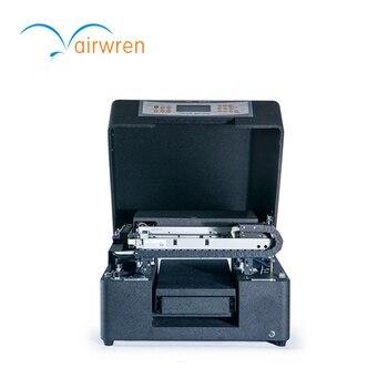 Flatbed Impressora Inkjet Uv Printing Machine AR-LED Mini6 With A4 Size