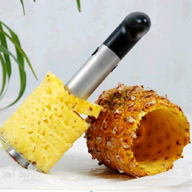 Hot-Selling-Creative-Stainless-Steel-Fruit-Pineapple-Corer-Slicers-Peeler-Parer-Cutter-Kitchen-Tool (1)