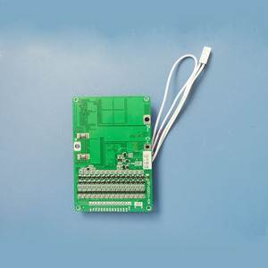 Image 3 - 58.8V 14S Lithium battery PCB board with 40A Constant current for electric scooter Li ion or Lipo 48V Battery BMS with switch