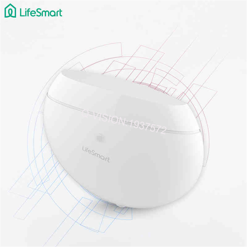 LifeSmart Water Immersion Sensor Home Prevent Water Leakage Overflow Two-way Alarm Realtime Monitor Smart Home Sensor by Phone-5