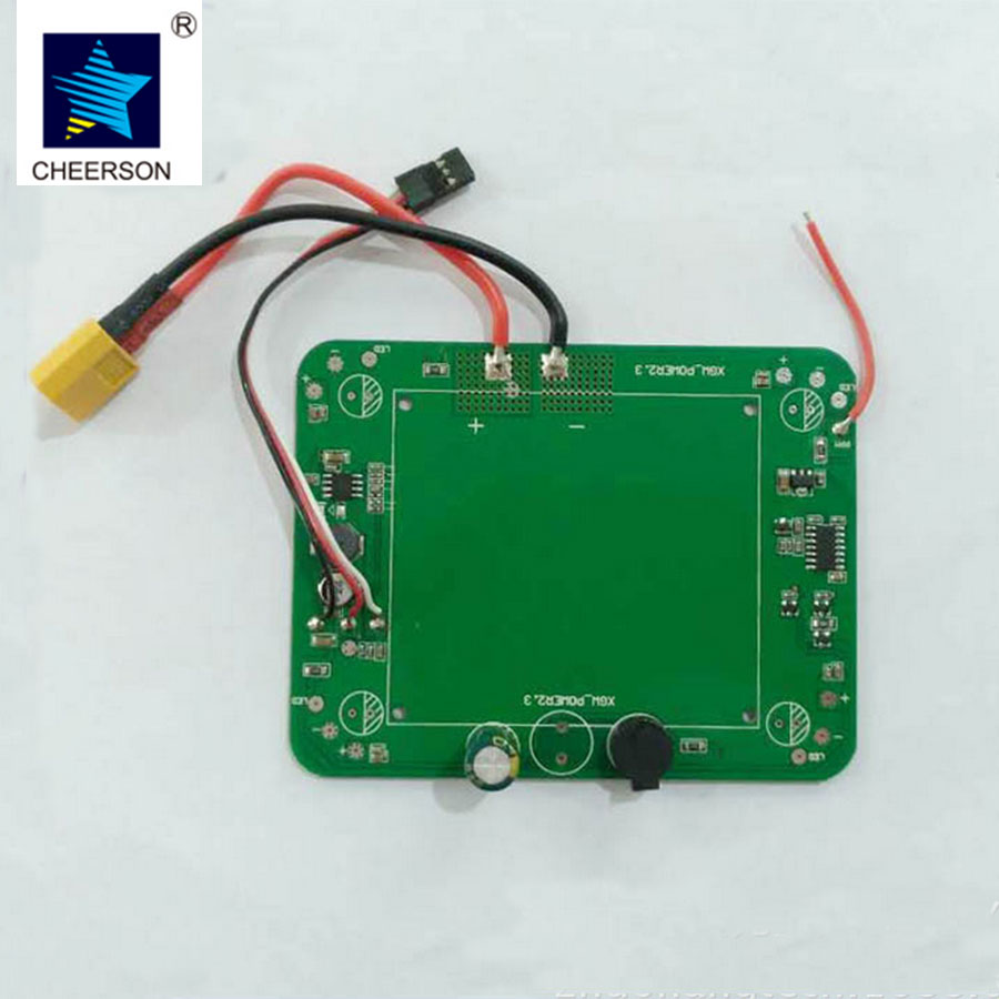 Power Supply Board System PCB For Cheerson CX20 CX-20 RC Quadcopter Spare Parts Remote Control Durable Hard Plastic