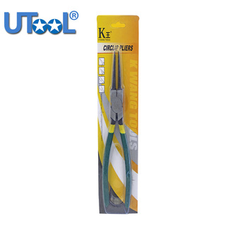 New Arrival High Quality 9 Inch Straight Circlip pliers mechanical tool