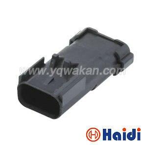 Image 2 - Бесплатная доставка, 5 комплектов, 3pin FCI Apex 2,8 мм, водонепроницаемые штекеры, автоматический соединитель delphi 54200312