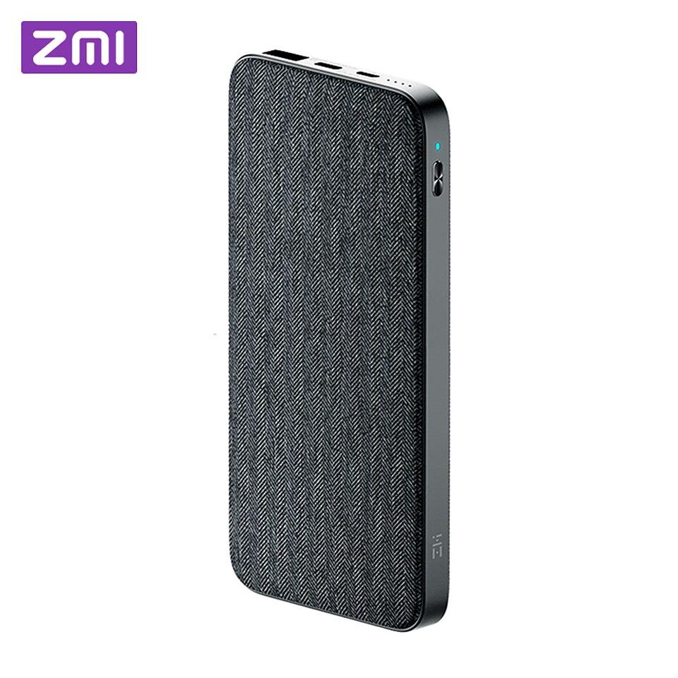 Xiaomi ZMI batterie externe pour Iphone 6 7 Plus se Huawei Redmi Téléphone Intelligent Samsung Galaxy Mobile 1000 mAH Universel Batterie De Secours