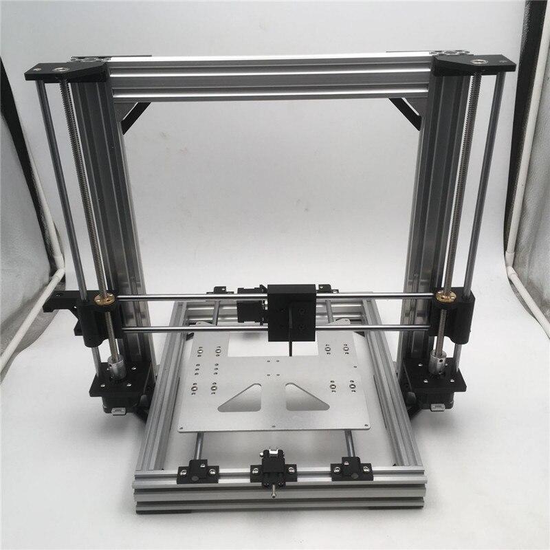Funssor AM8 3D Printer Metal Frame Mechanical Full Kit For Anet A8 Upgrade (Natural)
