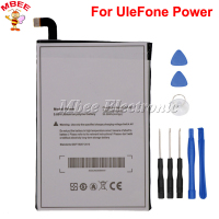 Ulefone Power Battery 3 85V 6050mAh High Quality