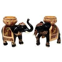Фэн шуй драгоценный слон W3790
