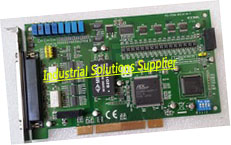 Adv-an-tech PCI-1720U Data Acquisition Card 4 Channel Isolation Analog Output Card 100% TESTED OK