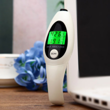 New LCD Screen Digital Skin Care Tester Moisture Oil Content Facial Skin Analyzer Face Care Health Monitoring  88 @ME88
