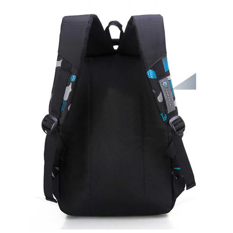 Водонепроницаемые Детские школьные ранцы для мальчиков и девочек Детские рюкзаки детские школьные сумки рюкзак для начальной школы Mochila Infantil