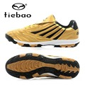 TIEBAO Brand Outdoor TF Turf Soles Football Boots Girls Boy Kids Trainers Soccer Shoes Cleats Boots Outdoor Sports Sneakers
