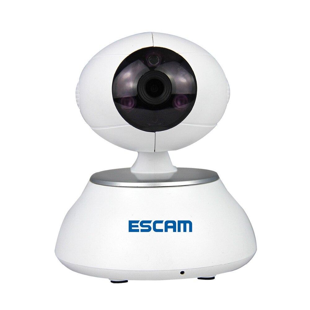 ФОТО ESCAM QF550 720P HD P2P  Home IP Security Surveillance PT Camera Wireless ONVIF WIFI  Mini Camera