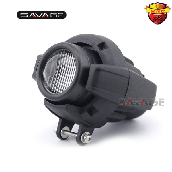 For BMW R1200GS/Adventure F800GS F650GS Motorcycle Front Head Light Driving Aux Lights Fog Lamp