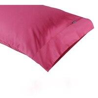 Solid Color Pillowcases 13 Color Foreign Trade 60s 100 Cotton Satin Pillowcases Pillow Cover Envelope Pillow