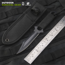 Small survival knife outdoor KNIFE leggings army knife self-defense carry a knife for outdoor gear